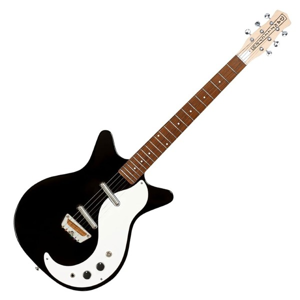 Danelectro The Stock 59, Black - Front