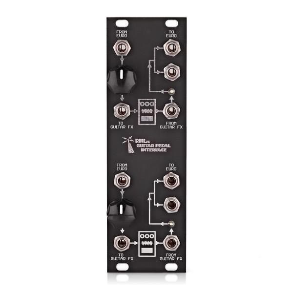 Retro Mechanical Labs GPI-ER Guitar Pedal Interface, Eurorack