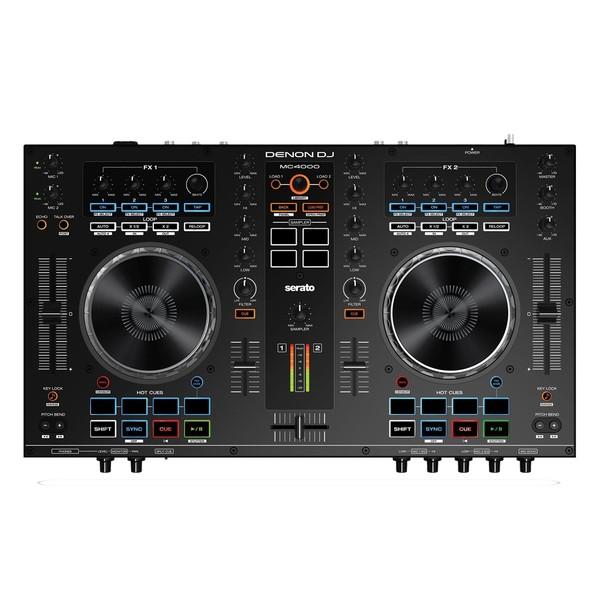 Denon DJ MC4000 Serato DJ Controller - Front