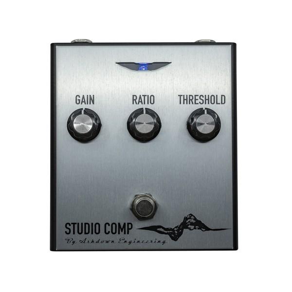 Ashdown Studio One Compressor - Front