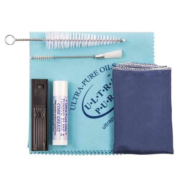 Cepillo de pa/ño de limpieza Kit de Mantenamiento para Principantes de Clarinete Universal