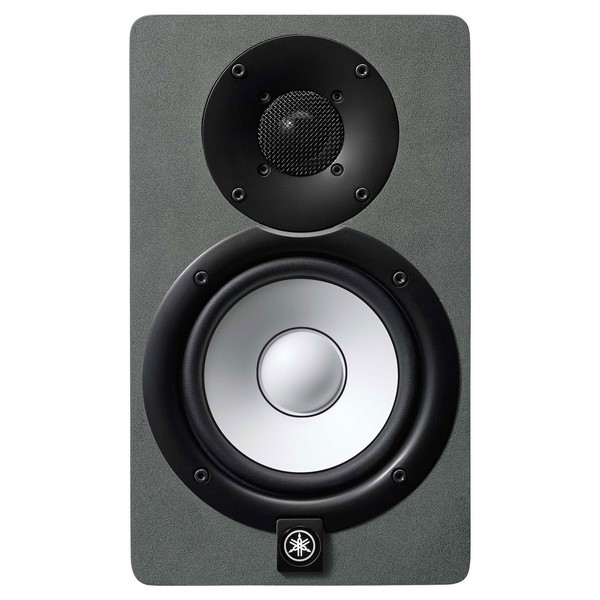 Yamaha HS5 Active Studio Monitor, Limited Edition Space Grey - Front