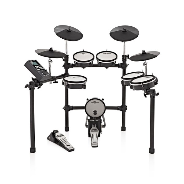 Digital Drums 470 Plus Mesh Electronic Drum Kit by Gear4music