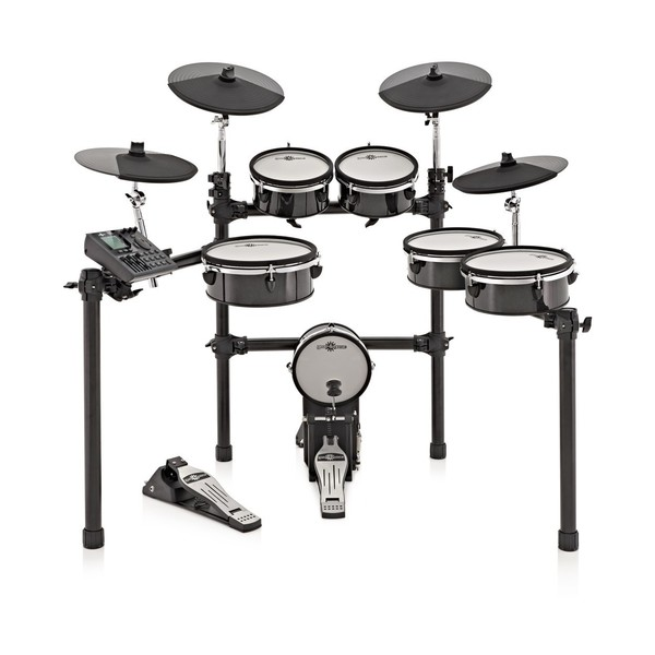 Digital Drums 480 Plus Mesh Electronic Drum Kit by Gear4music