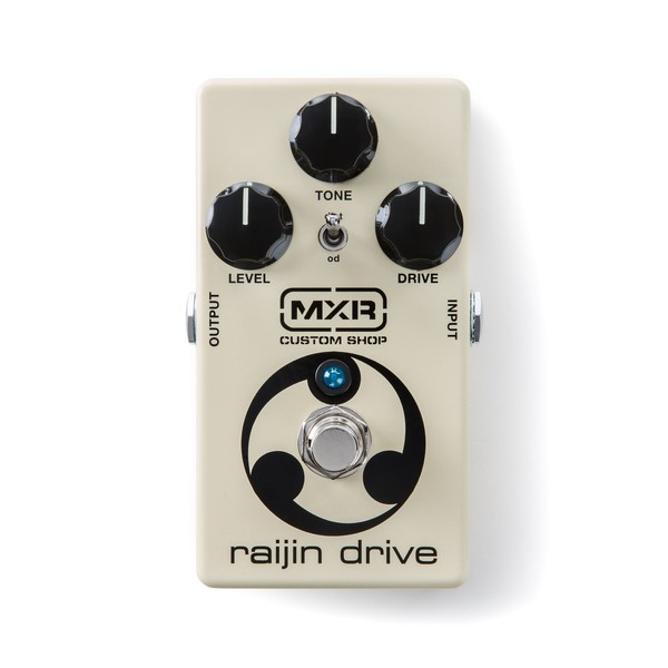 MXR Custom Shop Rajin Drive Ltd Edition
