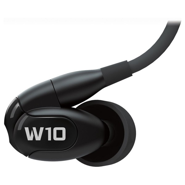 Westone W10 Earphones with Bluetooth, Black - Main