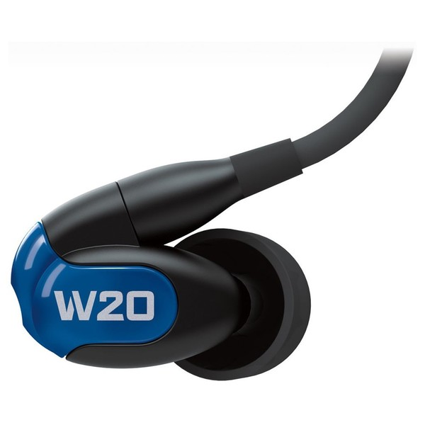 Westone W20 Earphones with Bluetooth, Black - Main