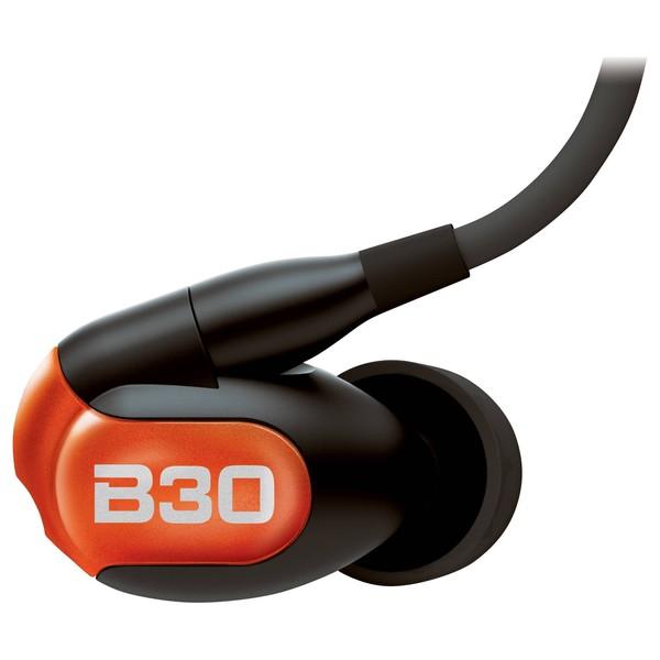 Westone B30 Earphones with Bluetooth, Black - Main