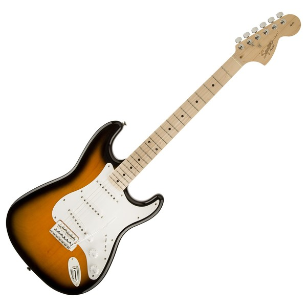 Squier Affinity Stratocaster MN, 2-Tone Sunburst