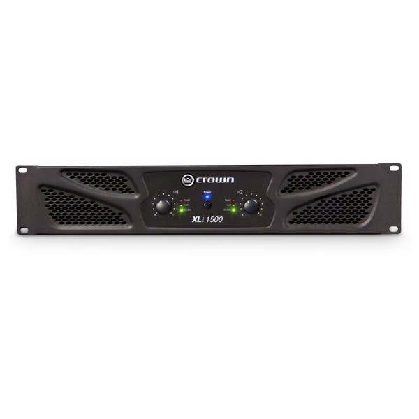 Crown XLi1500 Stereo Power Amplifier