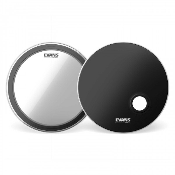 Evans EMAD Bass System Pack 22''
