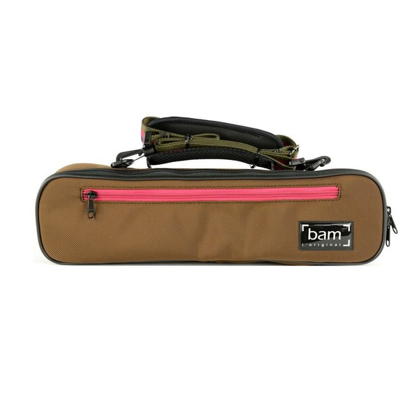 BAM SG4009XL St. Germain Cover for Hightech Flute Case, Chocolate
