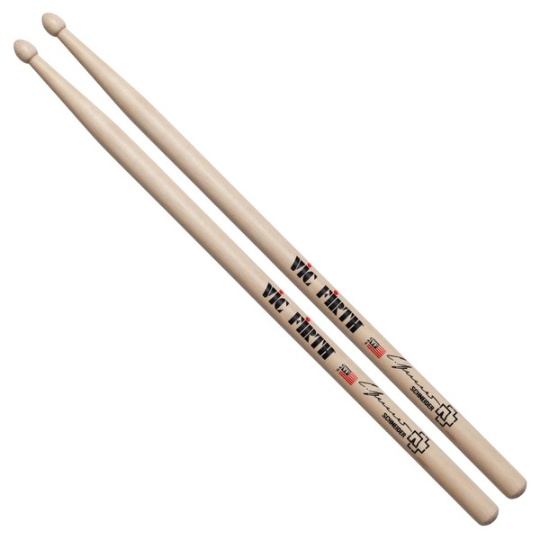 Vic Firth Christoph Schneider Signature Drumsticks