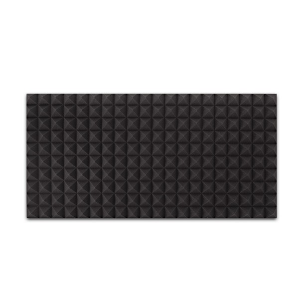 AcouFoam 100x50cm Acoustic Panel by Gear4music