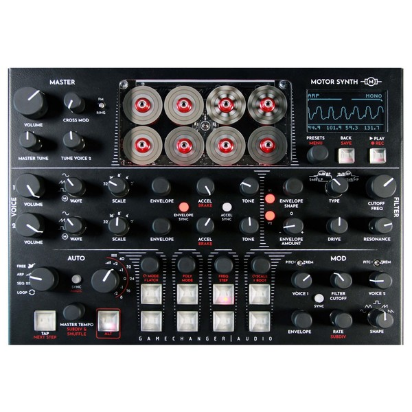Motor Synth Top