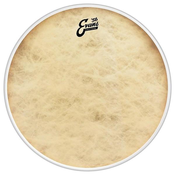 """Evans 56 Calftone 26"""" Bass Drum Head"""