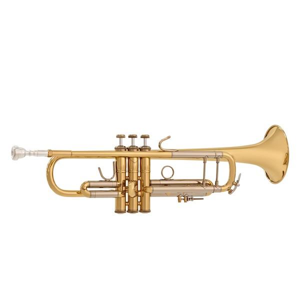 Bach Stradivarius Trumpet, 180-37, Lacquer main