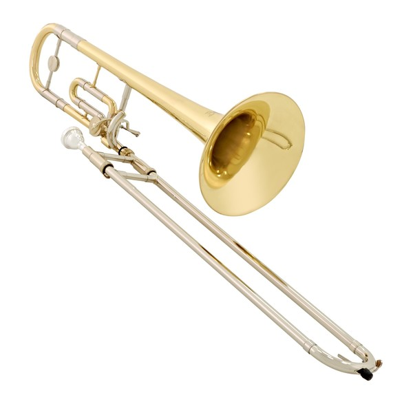 Bach TB650 Bb/C Children's Trombone Outfit main