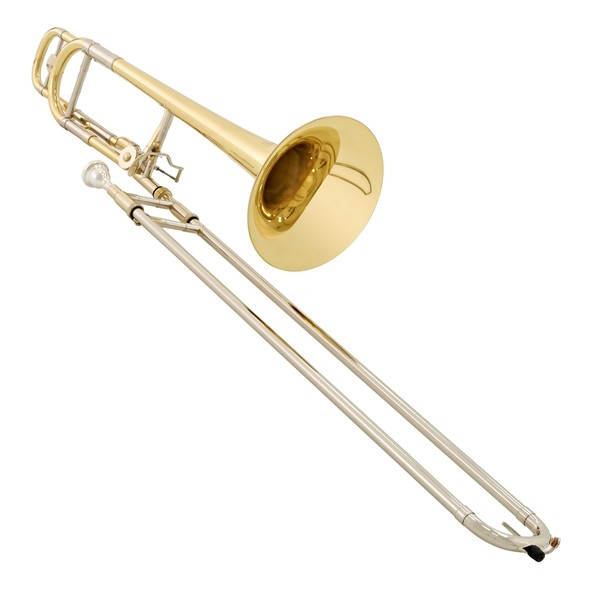 Bach TB502B Student Bb/F Trombone Outfit, Medium/Large Bore