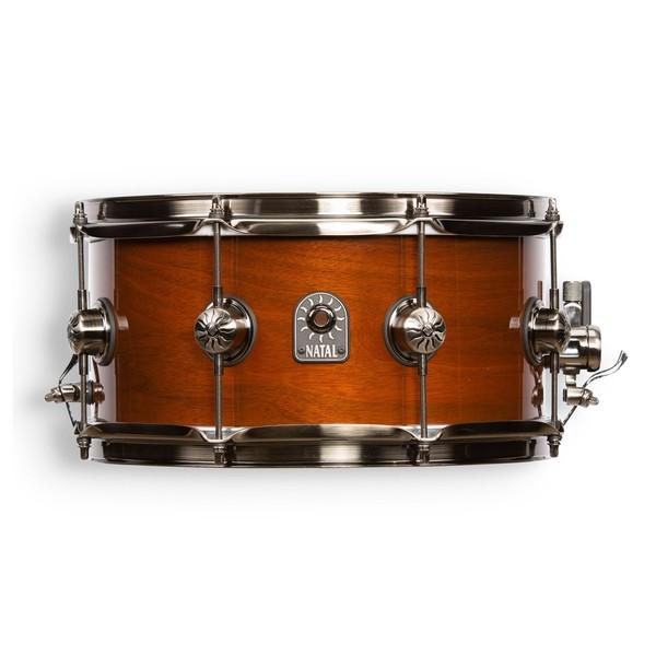 Natal Originals Walnut 13 x 6.5'' Snare Drum, Natural Walnut