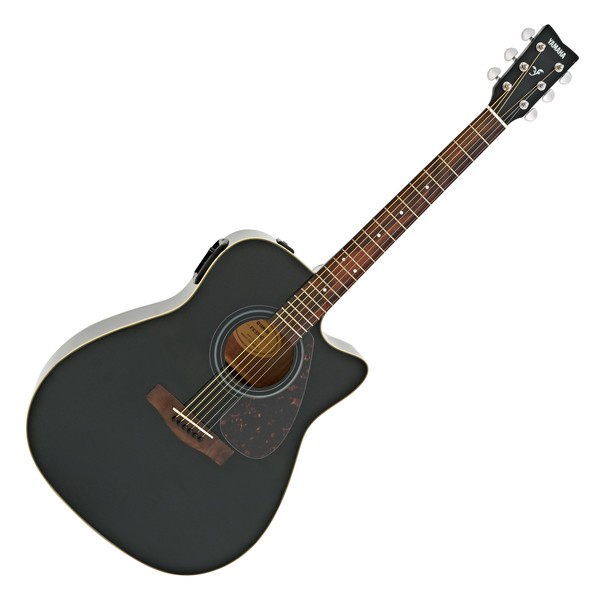 Yamaha FX370C Electro Acoustic, Black main