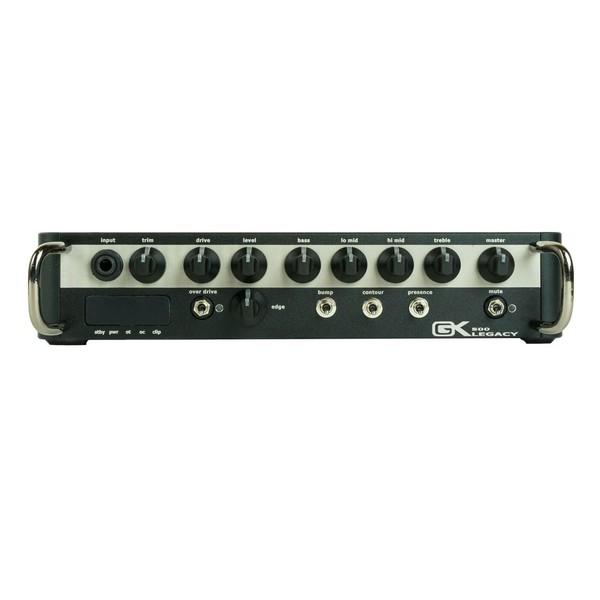 Gallien Krueger Legacy 500 500W Bass Amp - Front