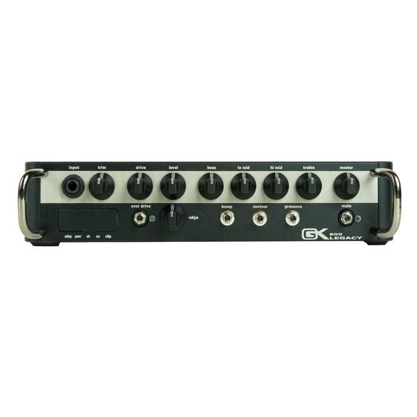 Gallien Krueger Legacy 800 800W Bass Amp - Front