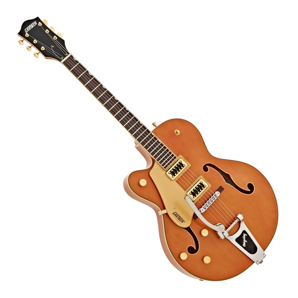 Gretsch G5420TG-59 Electromatic Hollowbody LH, Vintage Orange Stain main