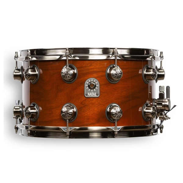 "Natal Originals Walnut 14 x 8"" Snare Drum, Natural Walnut"