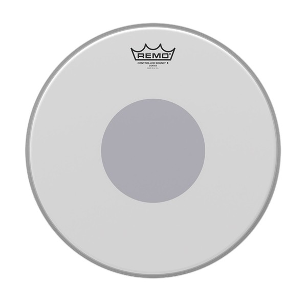 Remo Controlled Sound X Coated 13'' Reverse Dot Drum Head