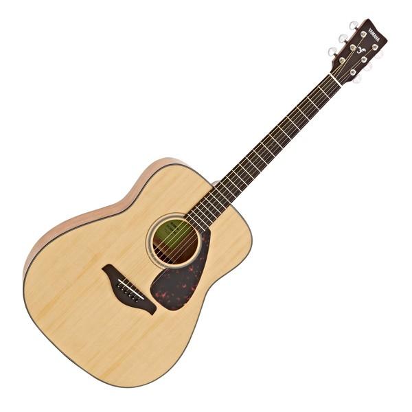 Yamaha FG800M Acoustic, Matt Natural main
