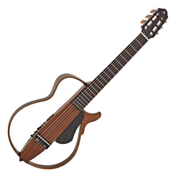 Yamaha SLG200N Nylon String Silent Guitar, Natural