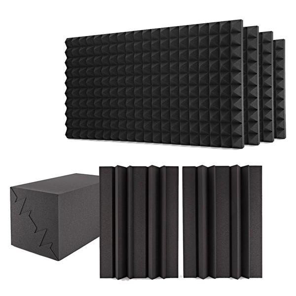 Prima AcouFoam akustisk behandling av Gear4music | Gear4music YE-23