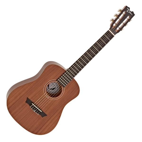 Dean Flight Nylon Mahogany Travel Guitar