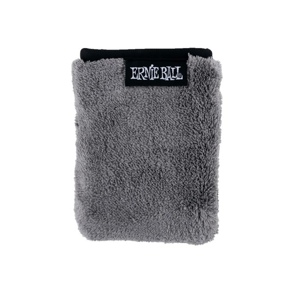 Ernie Ball Microfibre Polish Cloth - Front View