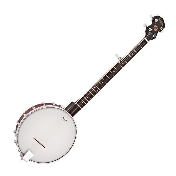 Washburn B7 5 String Banjo, Open Back
