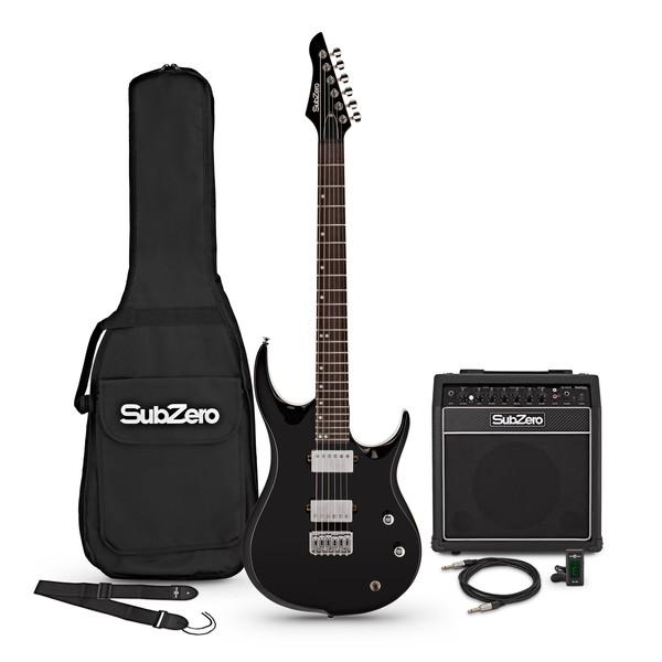 SubZero Generation 15W Amp Pack, Jet Black