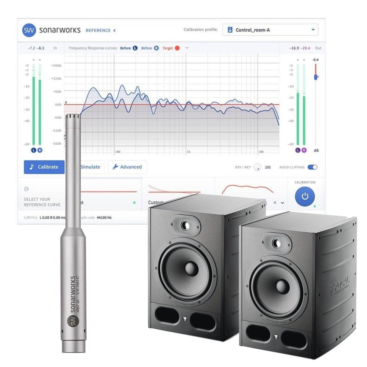 Sonarworks Reference 4 inkl. mikrofon | FINN.no