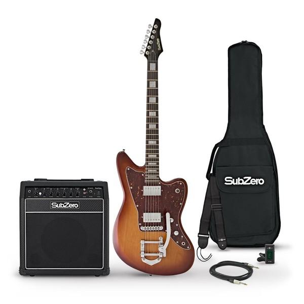 SubZero Guitars | Gear4music
