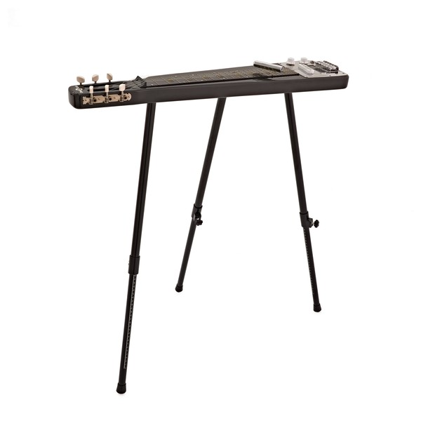 Lap Steel Guitar, Tonebar and Stand by Gear4music