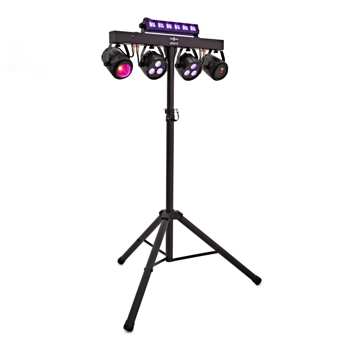 Cosmos Mix Party Lighting System by Gear4music