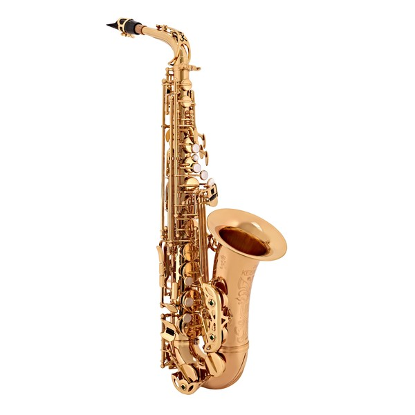 Keilwerth MKX Alto Saxophone, Gold Lacquer main