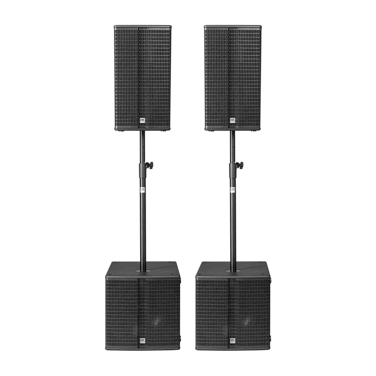 Click to view product details and reviews for Hk Audio Linear 3 Compact Venue Pack Complete Pa System.