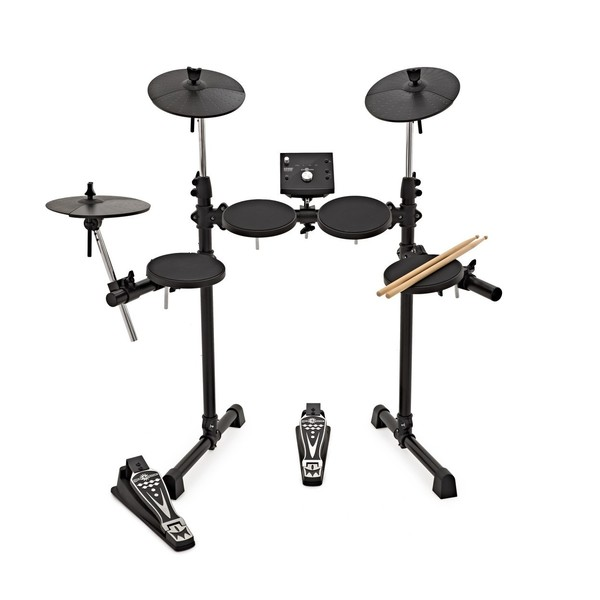 Digital Drums 400 Compact Electronic Drum Kit by Gear4music - B-Stock