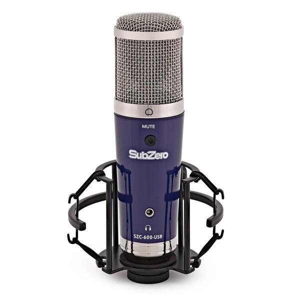 SubZero SZC-600 USB Condenser Microphone