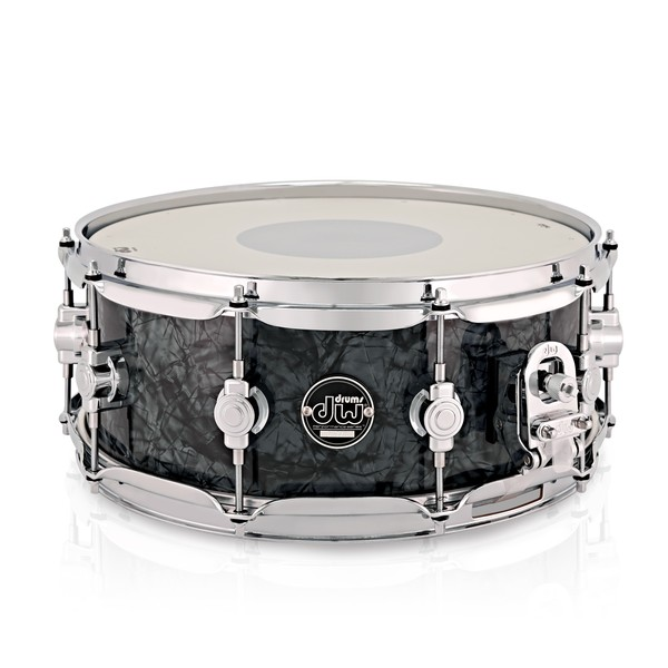 DW Performance Series 14 x 5.5'' Snare Drum, Black Diamond main