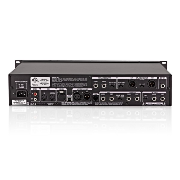 Line 6 POD HD Pro X Rack Multi-Effect Processor
