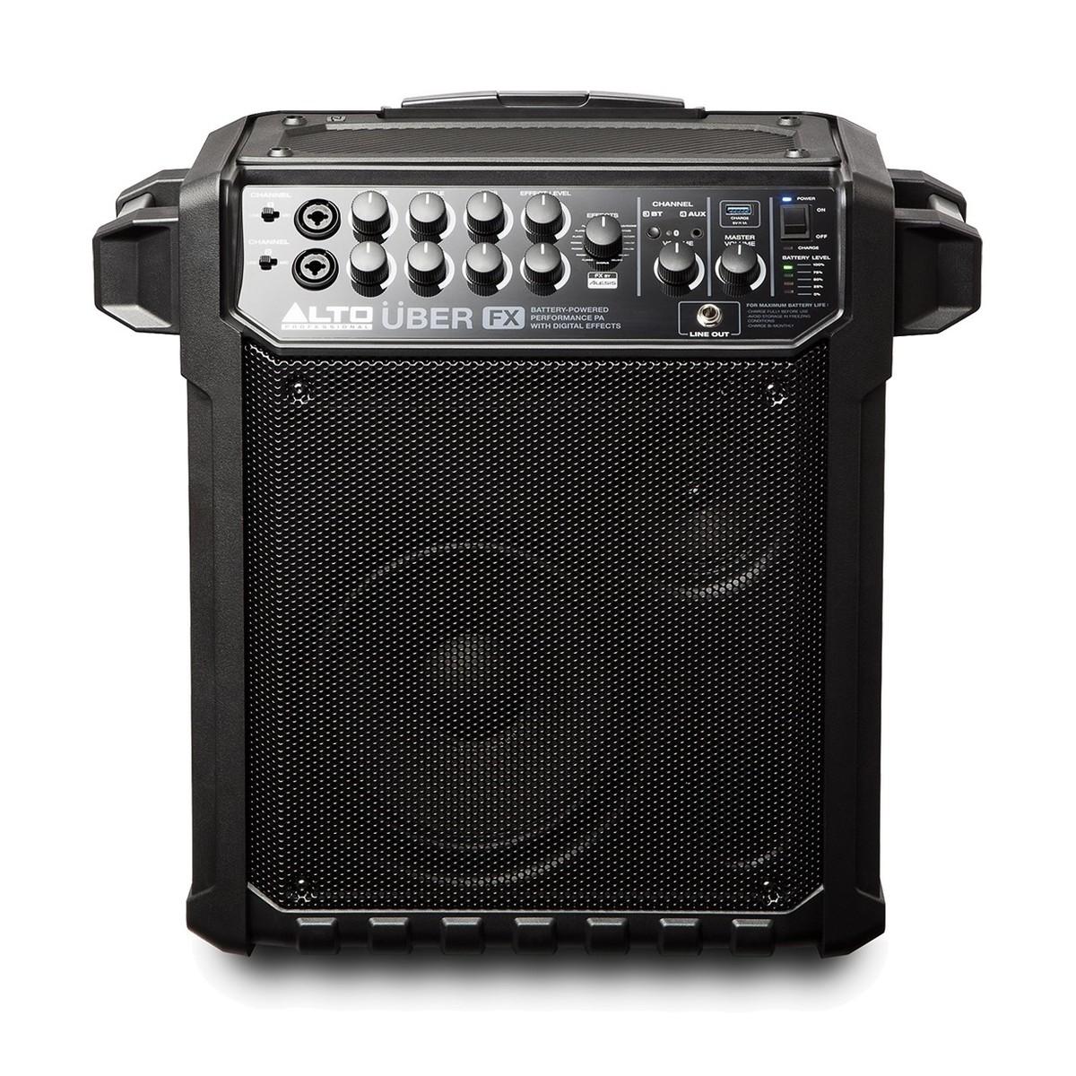 Alto UBER FX Portable PA System
