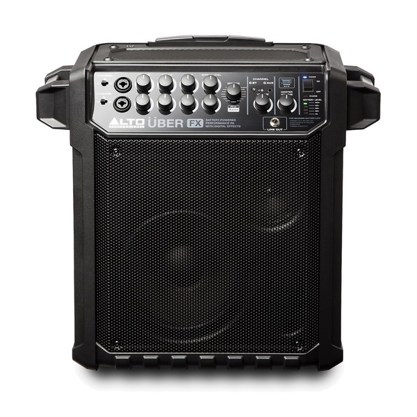 Alto Uber Fx Portable Pa System At Gear4music