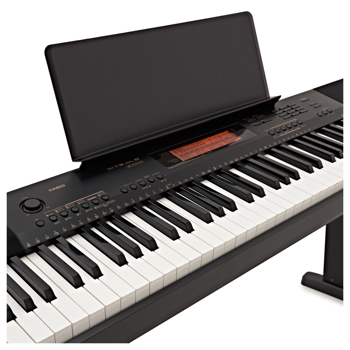 casio cdp 230r digitalpiano deluxepaket svart gear4music. Black Bedroom Furniture Sets. Home Design Ideas